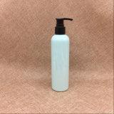 250ml leeren Haustier-Plastiklotion-Flasche mit Metallpumpe