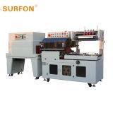 Sf-400lac artículos pequeños pisos de madera de la máquina de embalaje retráctil