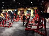 Salle de gym du matériel de fitness ISO-basse ligne latérale