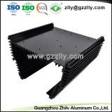 L'alluminio del materiale da costruzione profila il dissipatore di calore