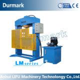 Presse hydraulique mobile de portique simple