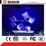 유연한 옥외 풀 컬러 반대로 UV 광고 발광 다이오드 표시 (GLE-P8 1G1R1B)