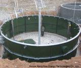 Biogasのダイジェスター1200m3 Cstrリアクター