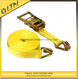 "1.5 "" &38mm&2200lbs 안전한 래치드는 또는 아래로 매 채찍질한 벨트 (NHRT)를"