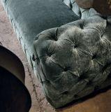 Sofà dello strato di Chesterfield con il sofà del salone delle 4 sedi (F720-9-1)