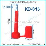 Recipiente de expedição Isopas 17712 de vedação da vedação de alta segurança (KD-015)