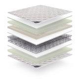 최신 판매 뜨개질을 한 직물 (FB701)를 가진 자연적인 유액 매트리스