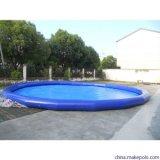 Kundenspezifische kommerzielle aufblasbare Swimmingpool-Großverkauf-Fertigung