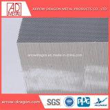 Мягкая сталь Honeycomb Core для экранирования электромагнитных помех Ventination окна