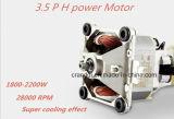 EU/UK/Au Mixer van Smoothie van het Ijs van de Keukenmachine van de Hoge Macht van Juicer van de Mixer van de Mixer 1500W van de Stop BPA de Vrije Op zwaar werk berekende Commerciële