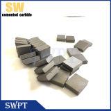 O furo superior do carboneto de tungstênio da qualidade considerou