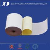 Pre-Printing 3-слойные NCR кассовых рулона бумаги