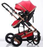 Neuer Entwurfs-europäischer Luxuxfalten-Baby-Kinderwagen mit Cer-Bescheinigung