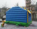 6*4*3.5mの工場デザインによってカスタマイズされる膨脹可能な跳躍の警備員の城の小さい屋内膨脹可能な跳躍の家の赤ん坊の警備員