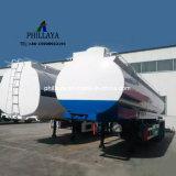 2 EIXOS 35000litros de gasolina de combustível líquido semi reboque do veículo de transporte de armazenamento
