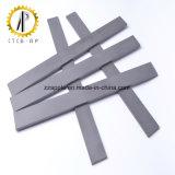 Próteses cimentadas (tungstênio) bandas rectangulares de carboneto
