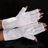 Лак для ногтей УФ защита перчатки