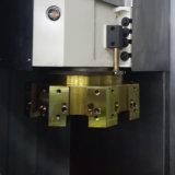 CNC 수직 선반을 도는 높은 정밀도 금속