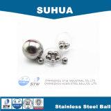 Esferas G50-1000 de aço inoxidáveis do ISO AISI316 10mm