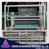 Zhejiang 2.4m PP Spunbond 짠것이 아닌 직물 감기 기계