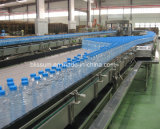 Ensemble complet de la ligne de production d'embouteillage de l'eau
