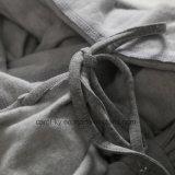 柔らかい綿の長さのショールカラーホームホテルの浴衣