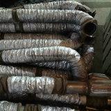 Funda termal hecha punto del extractor de la fibra del basalto