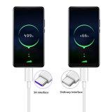 Carregador rápido QC3.0 cabo de dados USB
