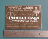 Machine portative d'inscription de panne de POINT utilisée par étiquette en métal pour des lettres d'acier inoxydable