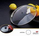 Coperchio normale di vetro Tempered per il POT istante per gli utensili della cucina
