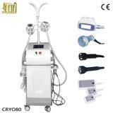 Bon prix ! Cryo slim corps machine portable Criolipolisis Cryolipolysis machine double poignées
