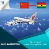 L'expédition de fret aérien en provenance de Chine au Ghana