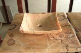 Giallo Fiorito гранитные плиты для столешницы