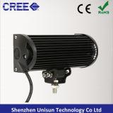 Singola barra chiara automatica 4X4 del CREE LED di riga 7.5inch 9-48V 40W