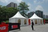 Напольный шатер Pagoda венчания 10X10 белый