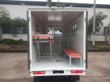 Stuurwiel van Three Wheel of Five Wheel Ambulance met Stretcher