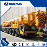 160 톤 Qy160k 모든 지형 기중기