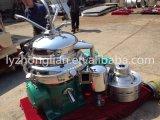 Macchina centrifuga automatica del separatore della pila di disco di scarico Dhc400