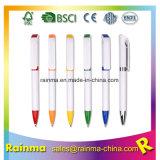 Logo personnalisé bon marché de la publicité promotionnelle stylo à bille plastique