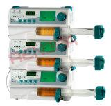 任意選択薬剤ライブラリが付いているアポロ810ポータブルの注入のスポイトポンプ