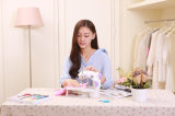 De modieuze Fanghua Gemerkte MiniNaaimachine van Stuk speelgoed fhsm-201 voor Kinderen, de MiniNaaimachine Van uitstekende kwaliteit van het Stuk speelgoed, de Naaimachine van het Stuk speelgoed, Mini Naaimachine