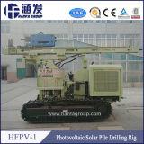 Hfpv-1 el uso de tornillo de masa solar, el agujero sobre orugas de los Equipos de Perforación Digger