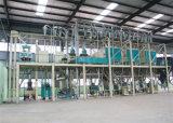 맷돌로 가는 다기능 곡물 밀 옥수수 가루 기계 플랜트를 만들기