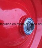 Rotella libera piana della gomma piuma dell'unità di elaborazione del poliuretano della prova di puntura per la carriola