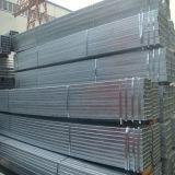 Conduttura d'acciaio quadrata galvanizzata ERW