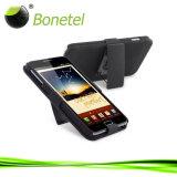 Étui pivotant avec support pour Samsung Galaxy Note N70009220 / J / I717 noir (BON-HS700)