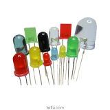5 mm Tipo redondo Intermitente LED (GNL-5013xx-B)