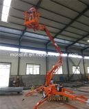 Montée de relevage de flèche hydraulique de remorque