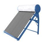aquecedor solar de água Non-Pressurized compacto
