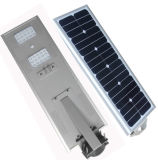 Toutes les LED solaire intégré dans l'un éclairage extérieur de la rue